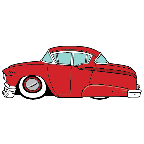 Old Car Cartoon Clip Art