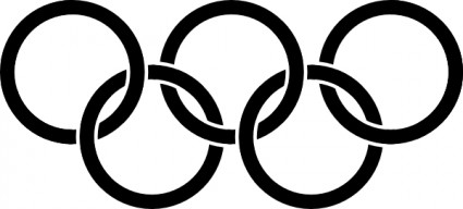 9 Olympics Logo PSD Images