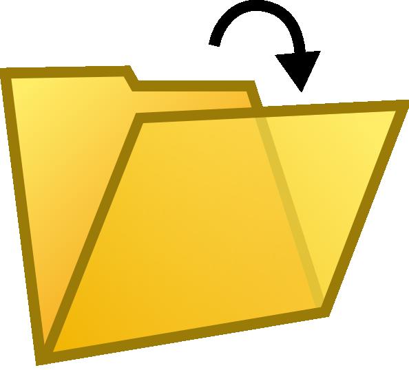 14 Open Folder Graphics Images