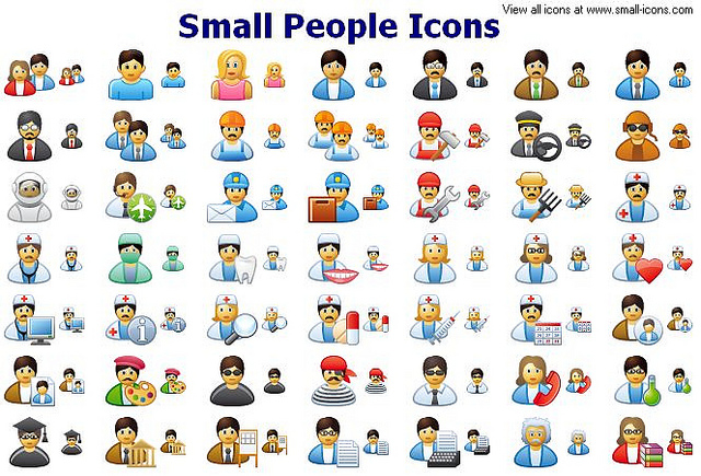 Person Icon Clip Art