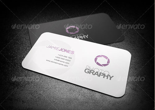 12 photography business card psd images photographer business card photography business card templates fbccfo Images
