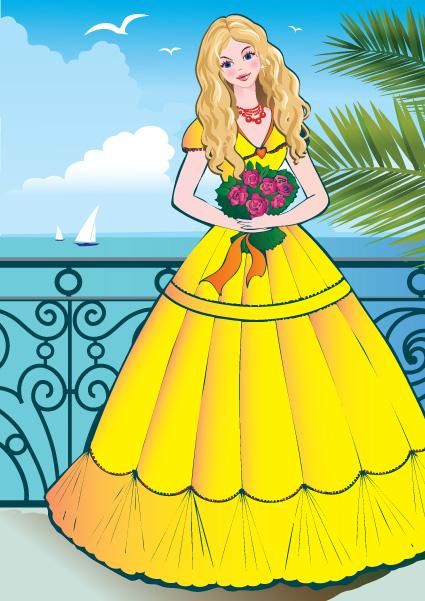 vector free download princess - photo #6