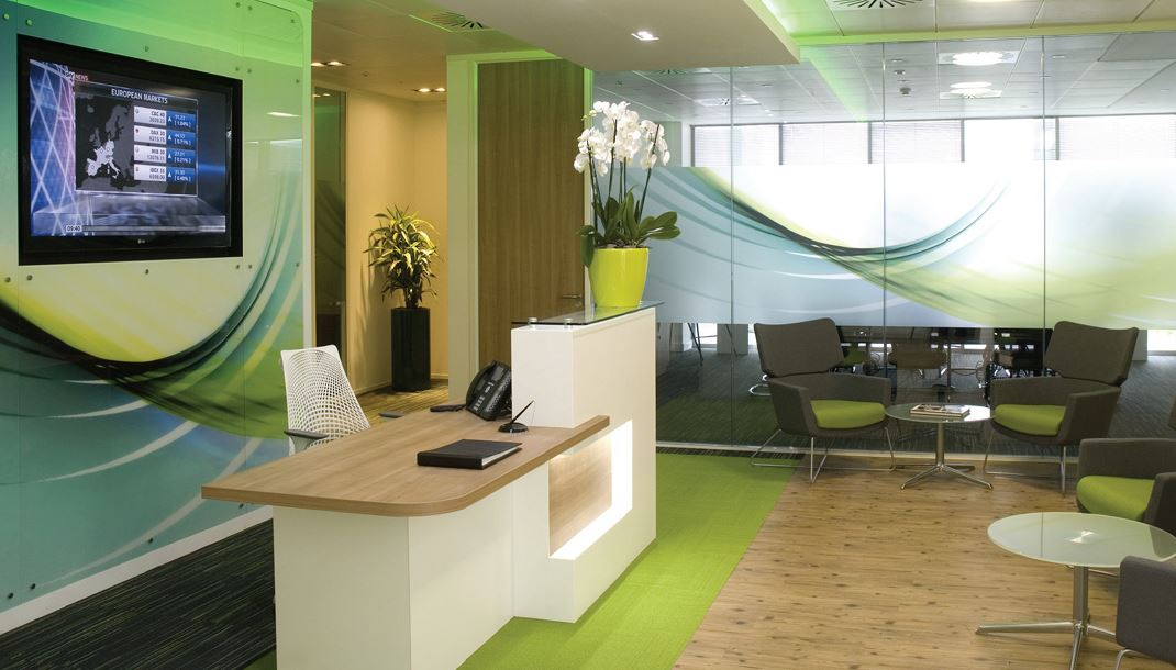 Reception Area Design