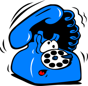 8 Ringing Phone Icon Clip Art Images