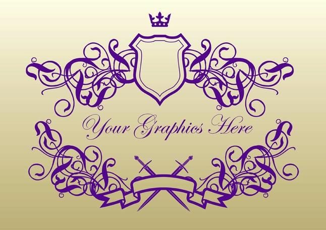 13 Royal Banner Vector Images