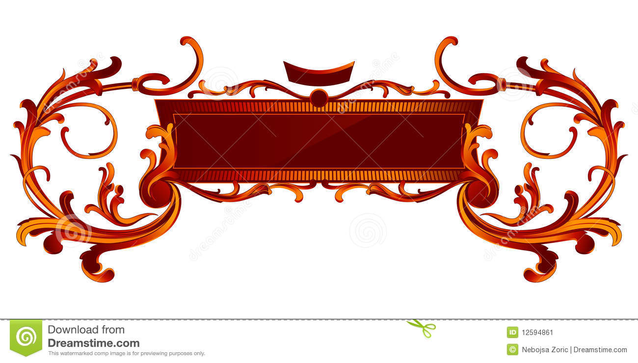 13 Royal Banner Vector Images Clip Art And Designs