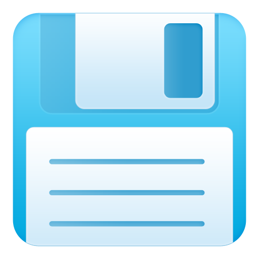 5 Save Document Icon Images
