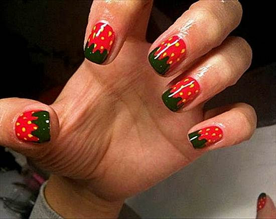 12 Do It Yourself Nail Designs Images