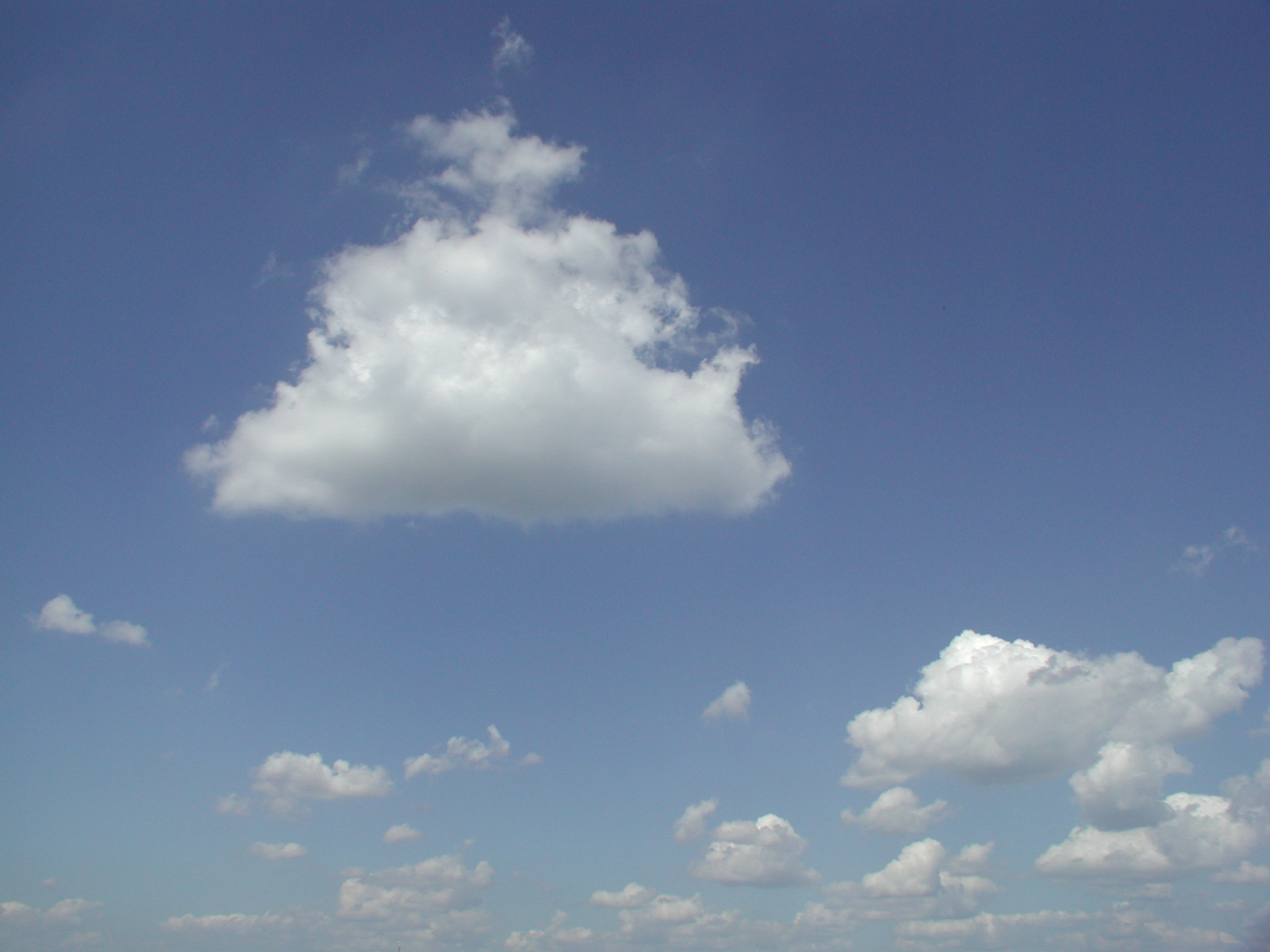 Sky High Resolution Cloud