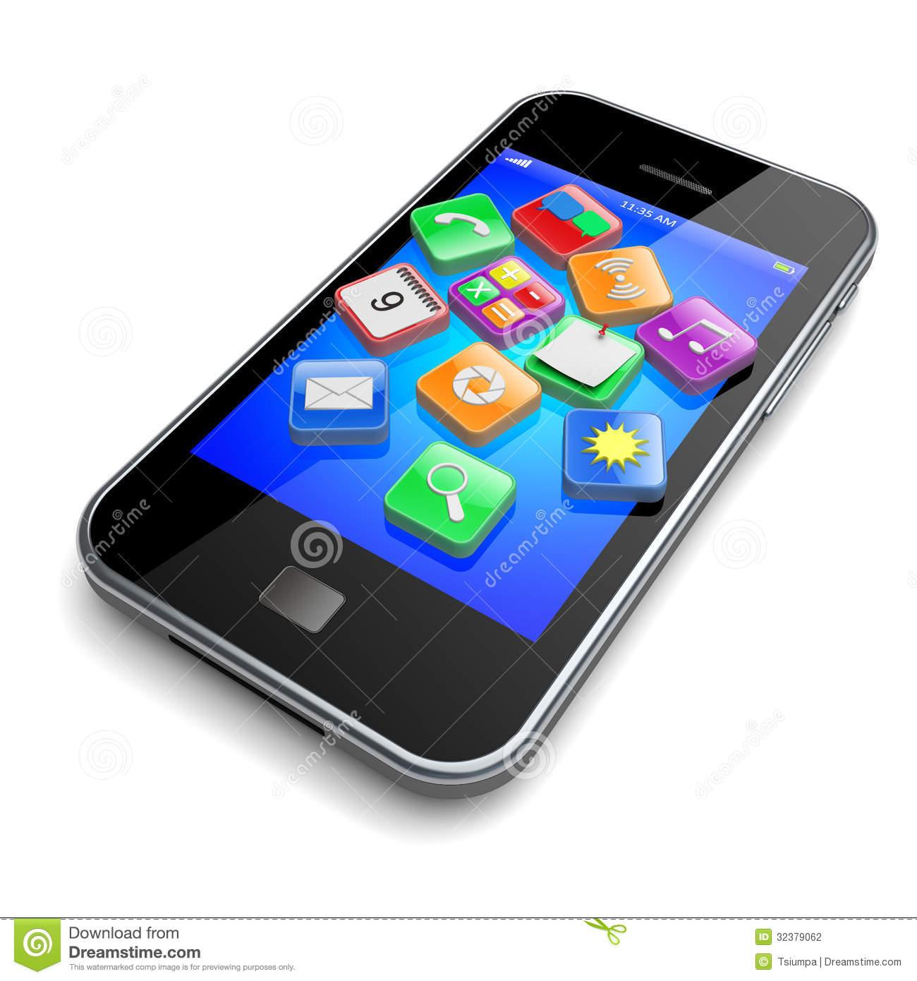 Smartphone App Icon