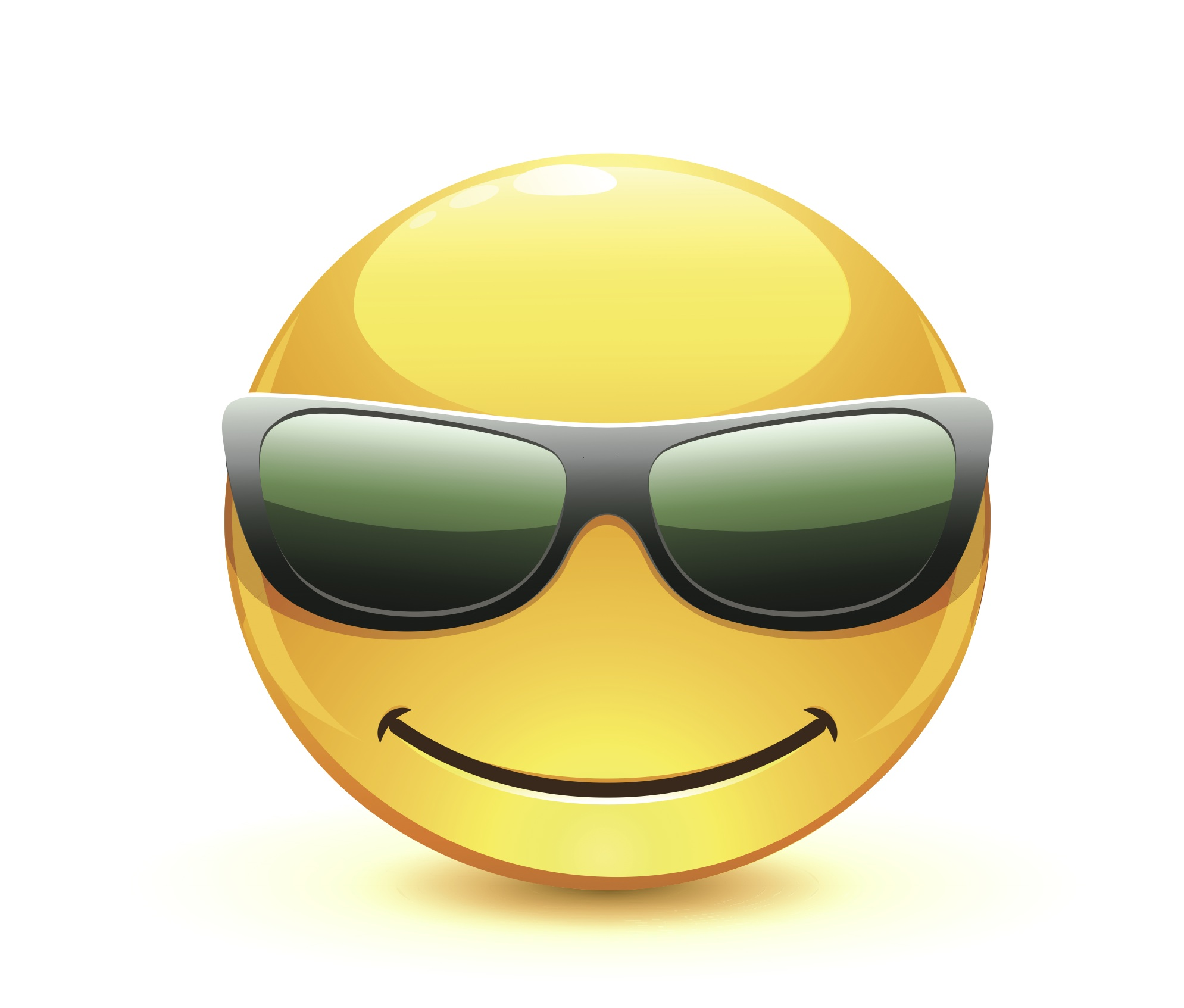 14 Smiley-Face Emoticon Glasses Images