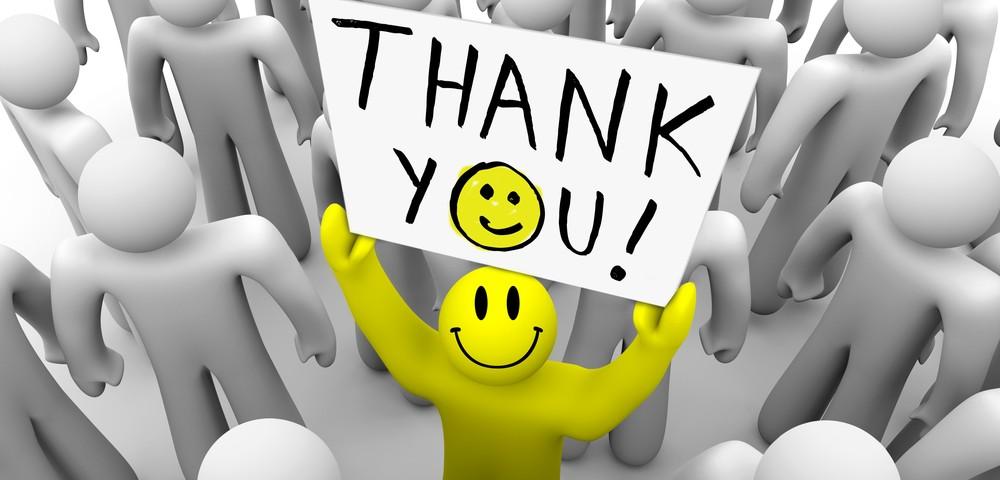 Thank You Smiley