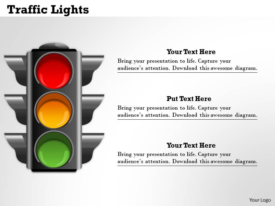 7 Traffic Light Template Images Traffic Light Coloring