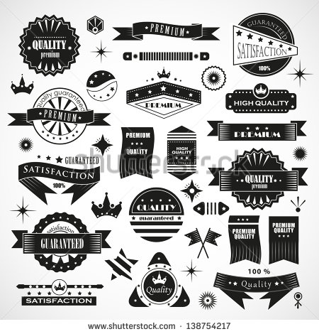 Vector Vintage Logos Graphic Design