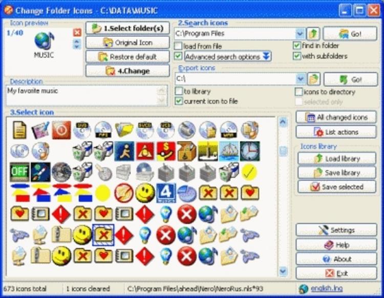 Windows 7 Change Folder Icon