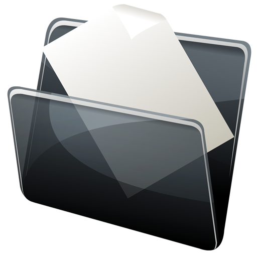 12 Balance Report Folder Icons PNG Images
