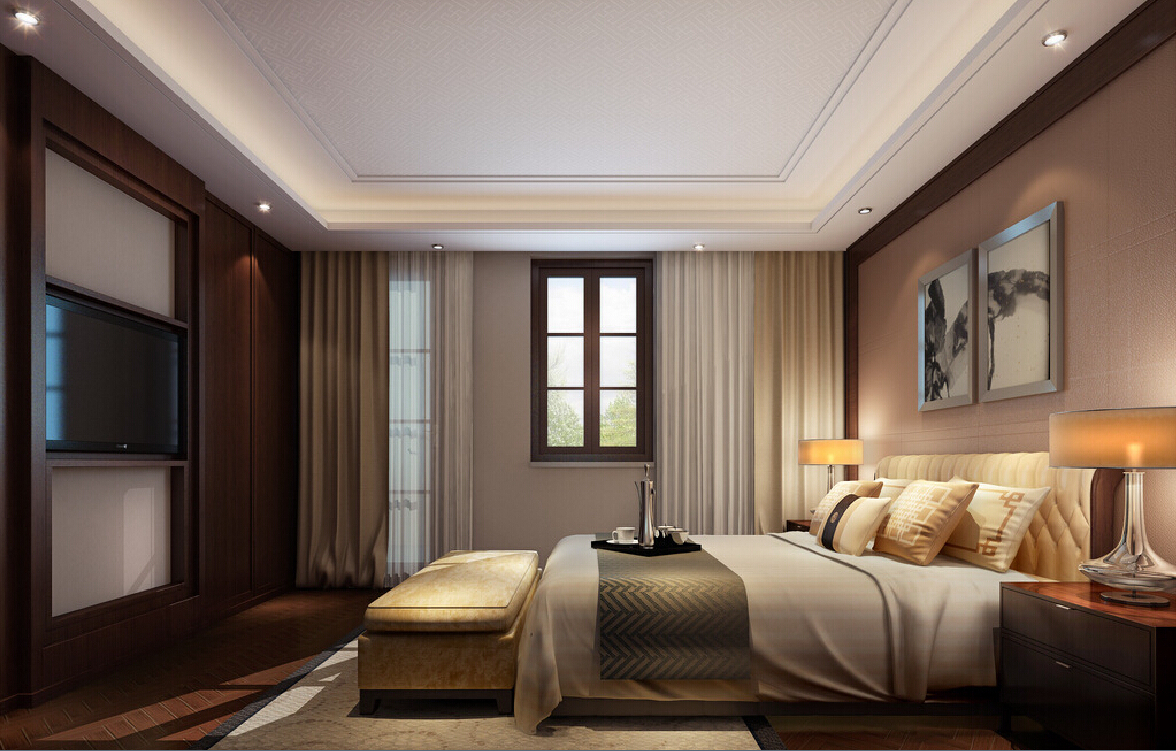 3D Wall Designs for Bedroom