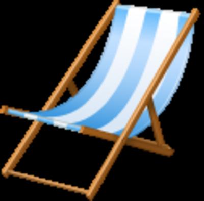 Beach Chair Icon
