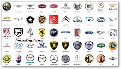 Car Brand Icons
