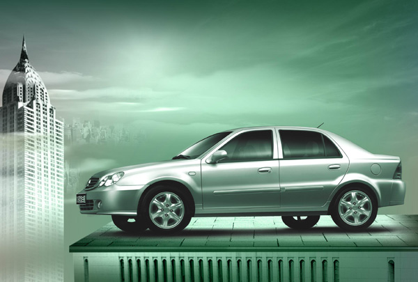 Car PSD Files for Photoshop