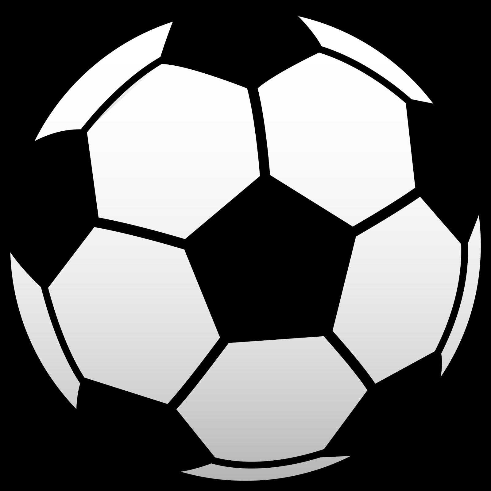 Cartoon Soccer Ball Clip Art