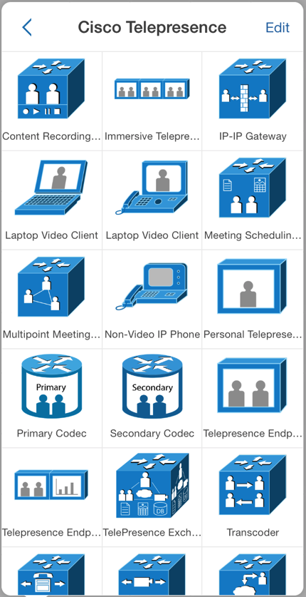 14 Cisco TelePresence Icon Transparent Background Images