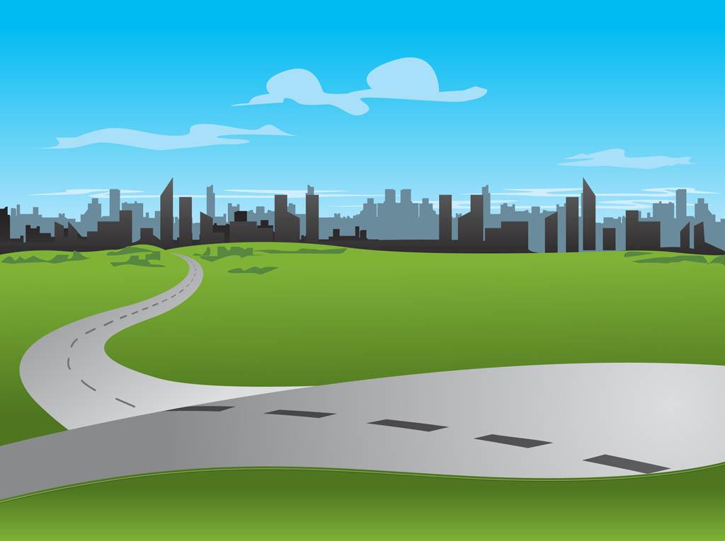 Roads Clip Art Beautiful – Cliparts