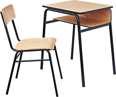 Classroom Student Desk Chairs