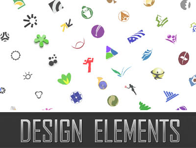 14 Free Blog Design Elements Images