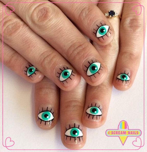 Cute Nail Designs Short Nails