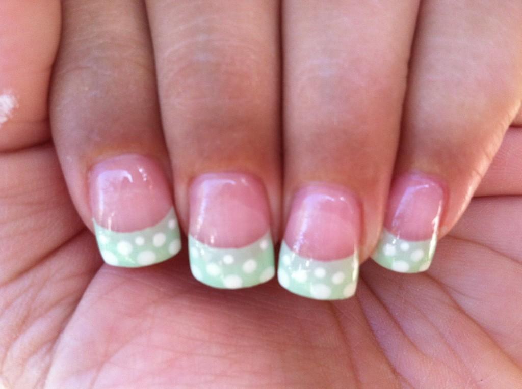 Cute Nail Designs On Tips : Cute french nail designs images tip - Cute Nail Designs On Tips: French Tip Nail Art Designs Acrylic. Best