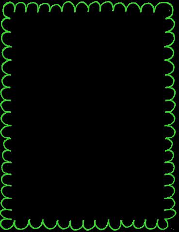 Dotted Line Border Clip Art