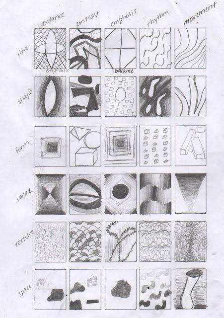 Elements and Principles Art Design