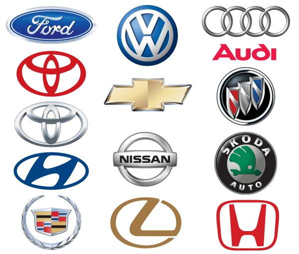 Famous Car Brand Logos