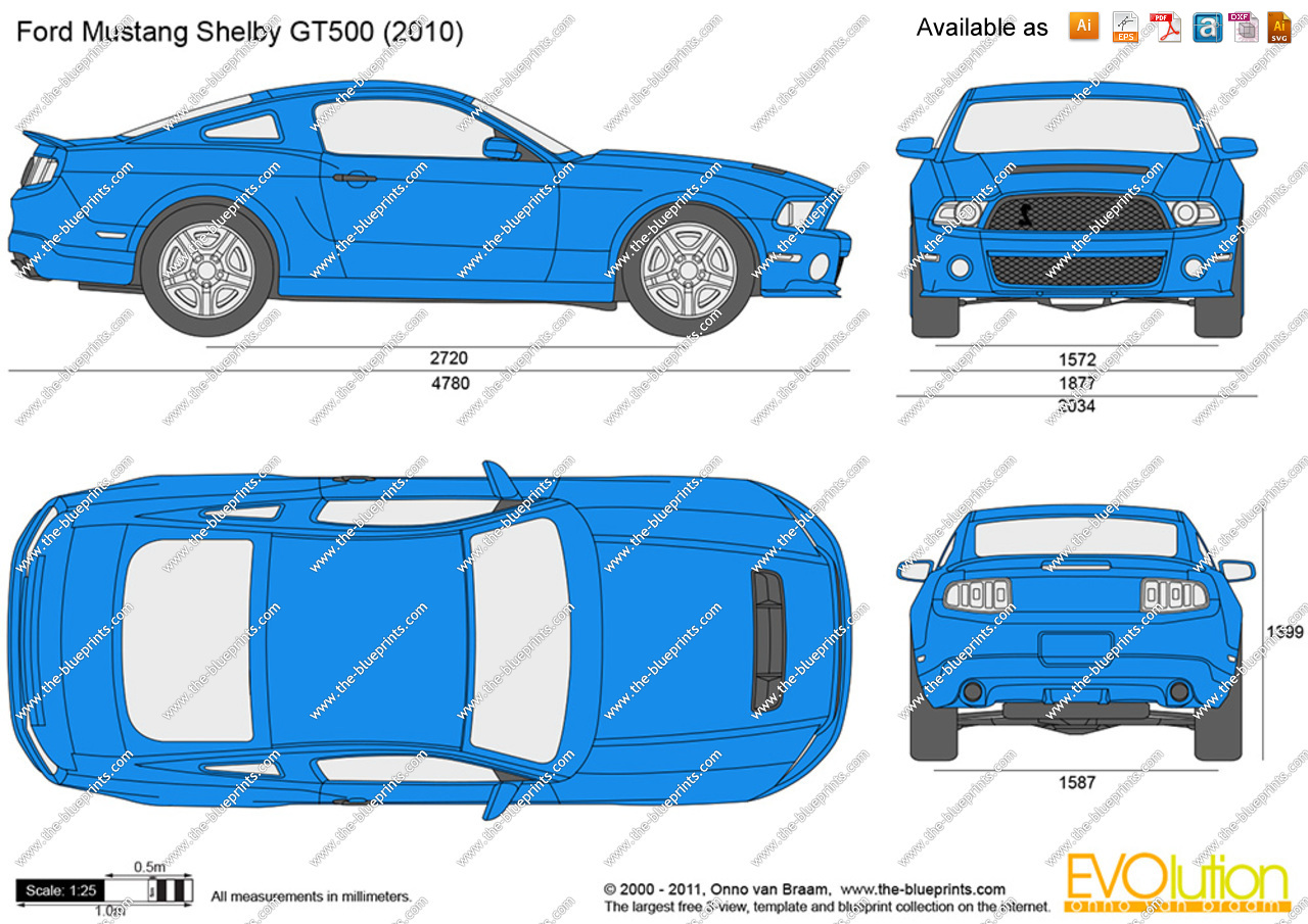12 vector mustang side images ford mustang vector art 2015 ford ford mustang shelby gt500 malvernweather Image collections