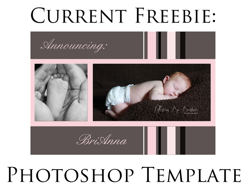 15 Free Photoshop Templates Images