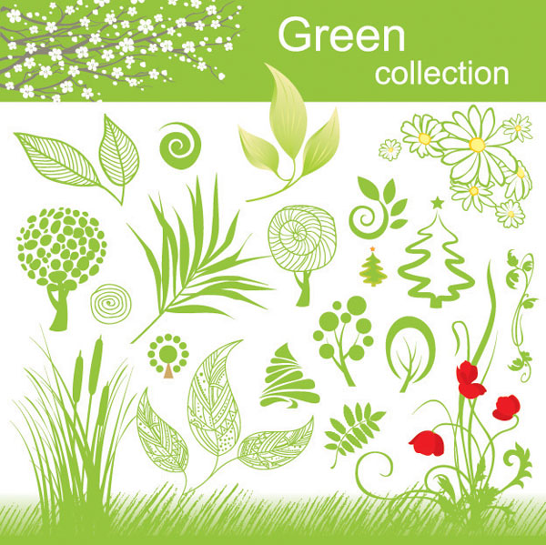 Free Plant Vector Graphics
