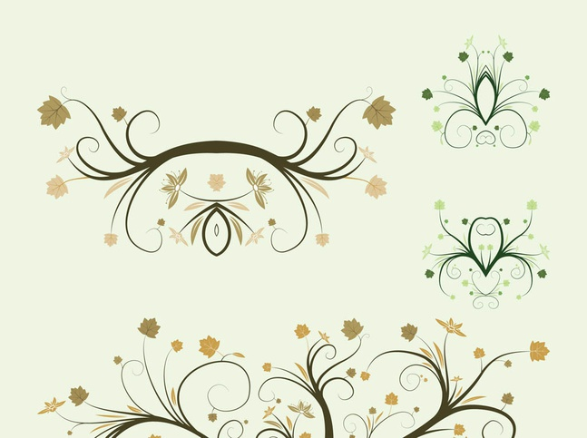 Free Vector Graphics Swirls