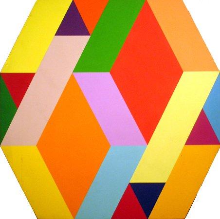 Geometric Modern Art Paintings