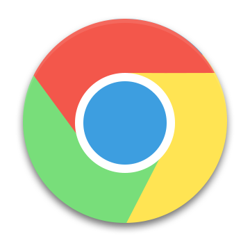 14 Colorful Icons Chrome Images