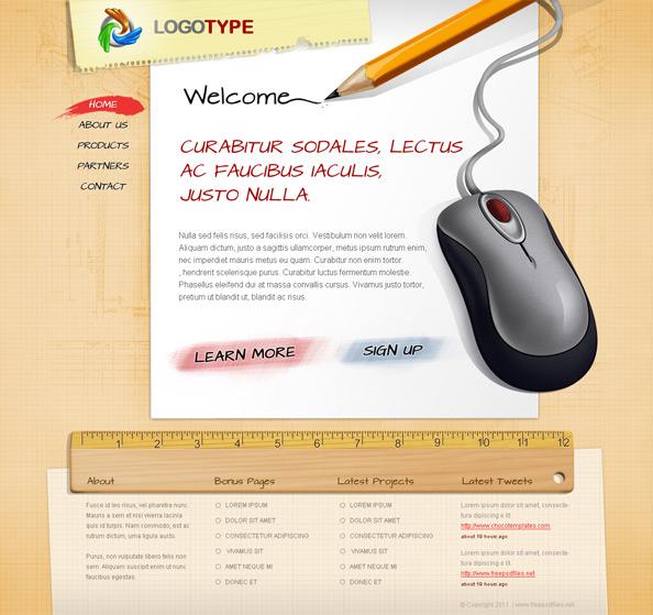 Graphic Design Portfolio Templates Free