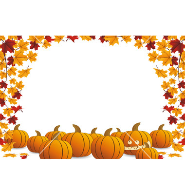 Halloween Frame Clip Art