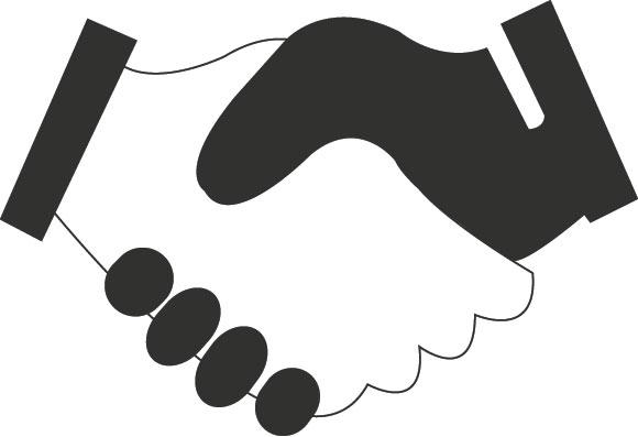15 Handshake Icon EPS Images
