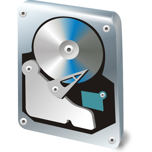 10 Storage Device Icon Images