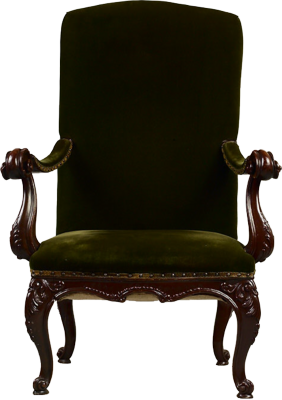 King Throne Chairs PSD