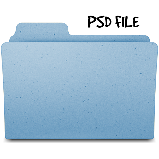 Mac Folder Icon Template