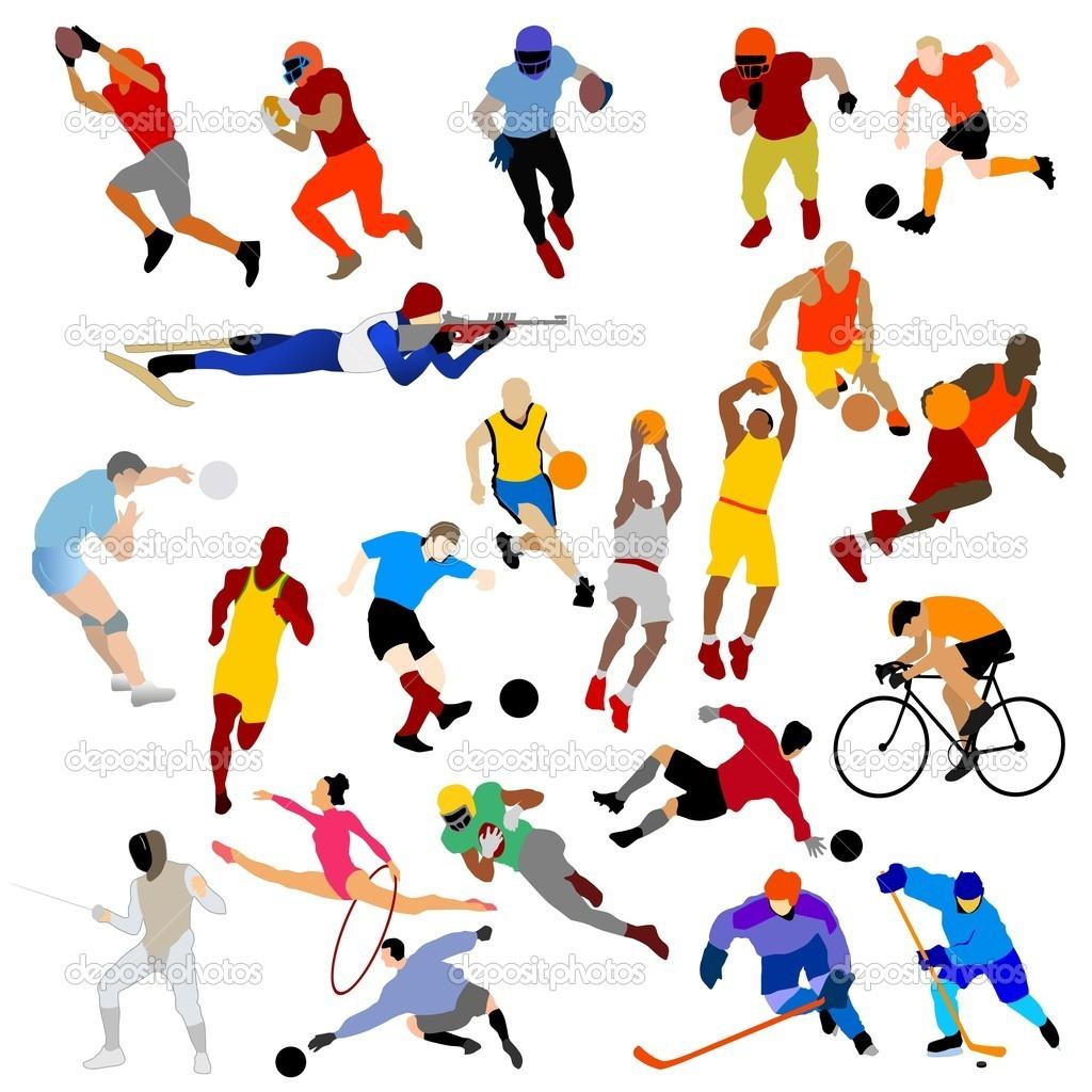15 Sport Art Graphics Images