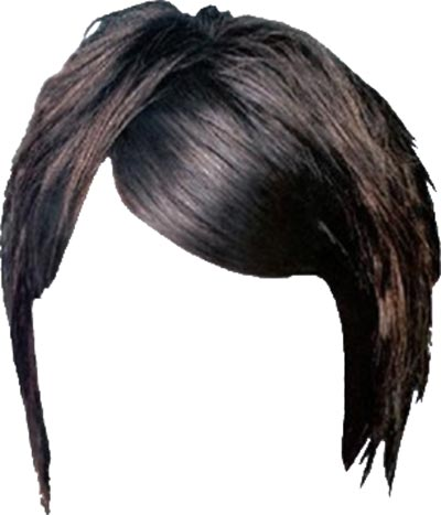 16 Hair Psd Templates Images Photoshop Hairstyles