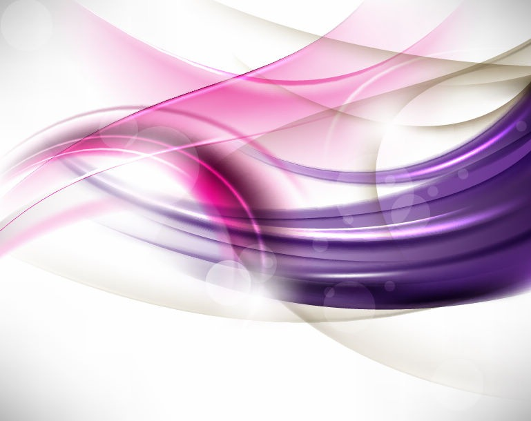 Purple Abstract Background Vector Free