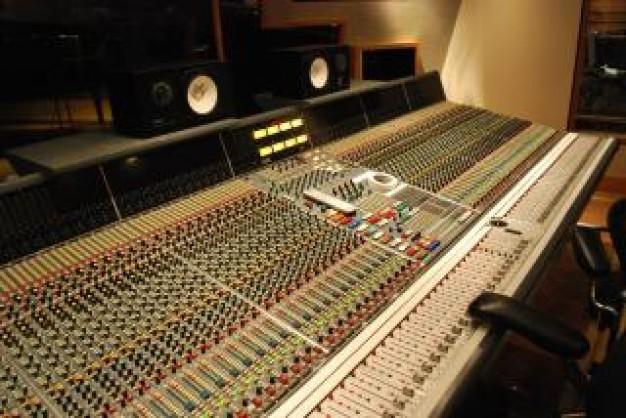 15 Recording Studio Psd Images Recording Studio Console